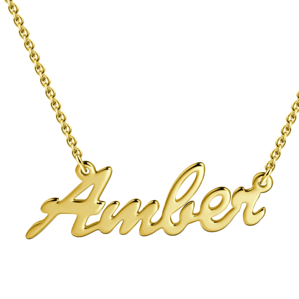 NEW PERSONALISED CUSTOM NECKLACE