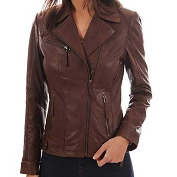 Biker Leather Jacket
