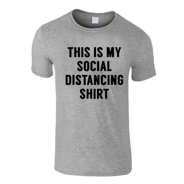 THIS MY SOCIAL DISTANCING T-SHIRT