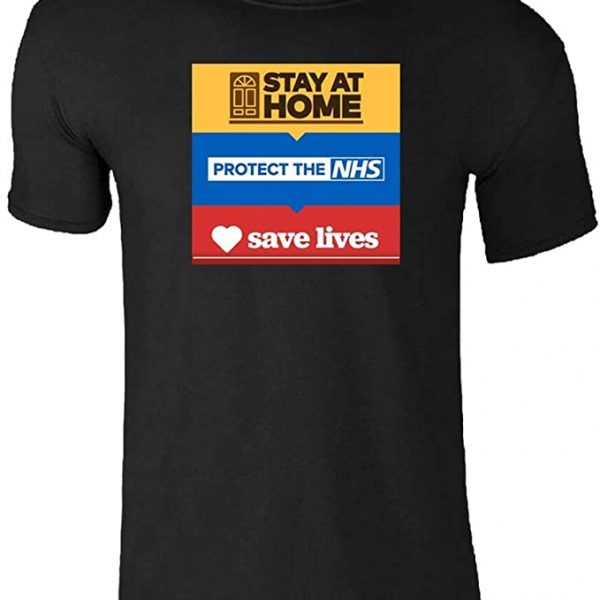 PROTECT THE NHS SAVE LIVES T-SHIRT