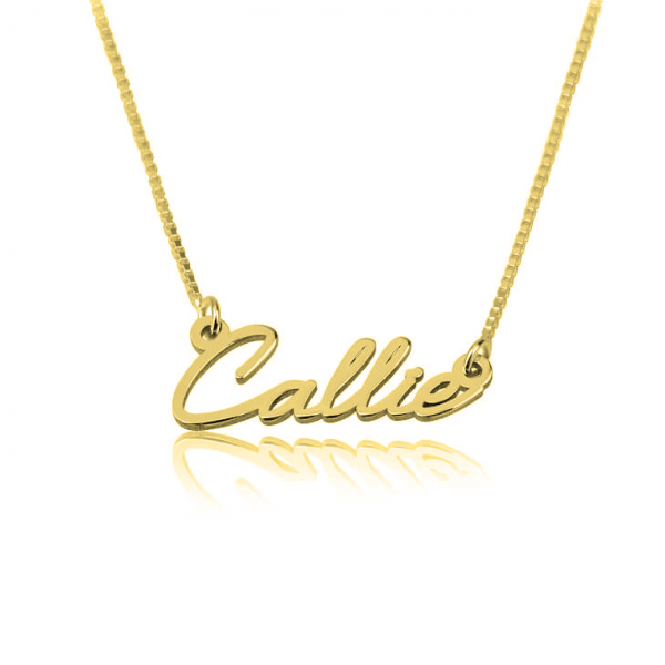 PERSONALISED NAME NECKLACE'S
