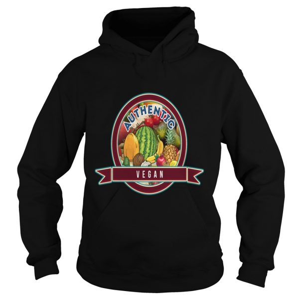 Authentic Vegan Grandpa Gcy Hoodie