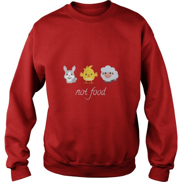 NOT FOOD VEGAN - SWEAT SHIRT
