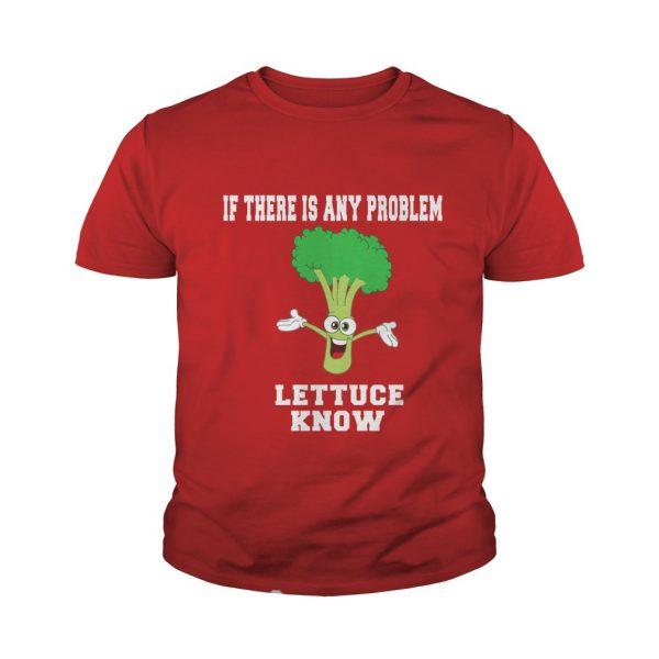 LETTUCE KNOW KID'S T-SHIRT