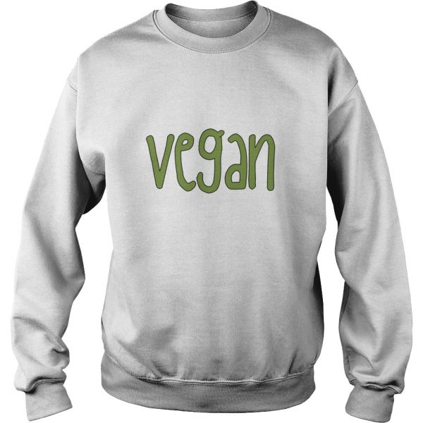VEGAN - SWEAT SHIRT White