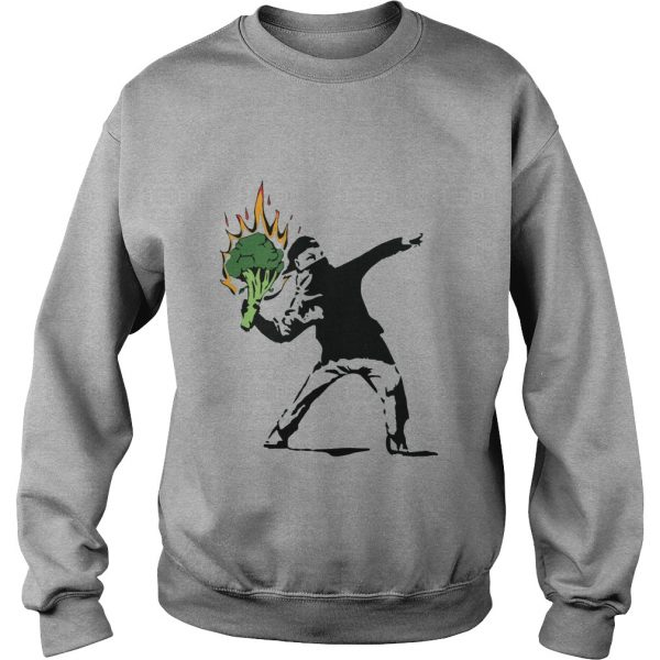 VEGAN BANKSY - SWEAT SHIRT