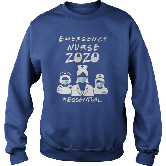 EMERGENCY NURSE 2020 ESSENTIAL - SWEAT SHIRT