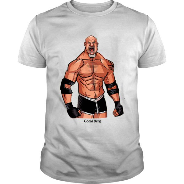 BILL GOLDBERG CARICATURE T-SHIRT