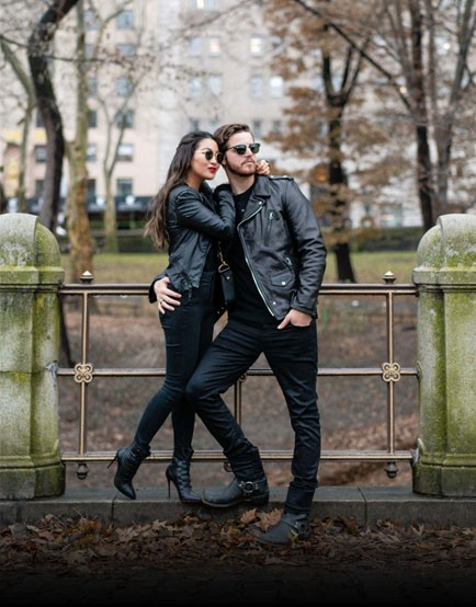 Leather Jackets forcouple