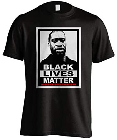 Justice for George-Floyd T Shirt | Black-Lives-Matter Shirt | Black Lives Matter T-Shirt | Justice for George Floyd | Discrimination Resist Tee I Cant Breathe