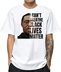 Sports Boy Discrimination Resist Tee Justice For George-Floyd T-shirt Black Lives Matter Men;s T-shirt