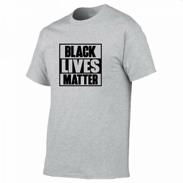 Black Lives Matter Men's Top T-shirt